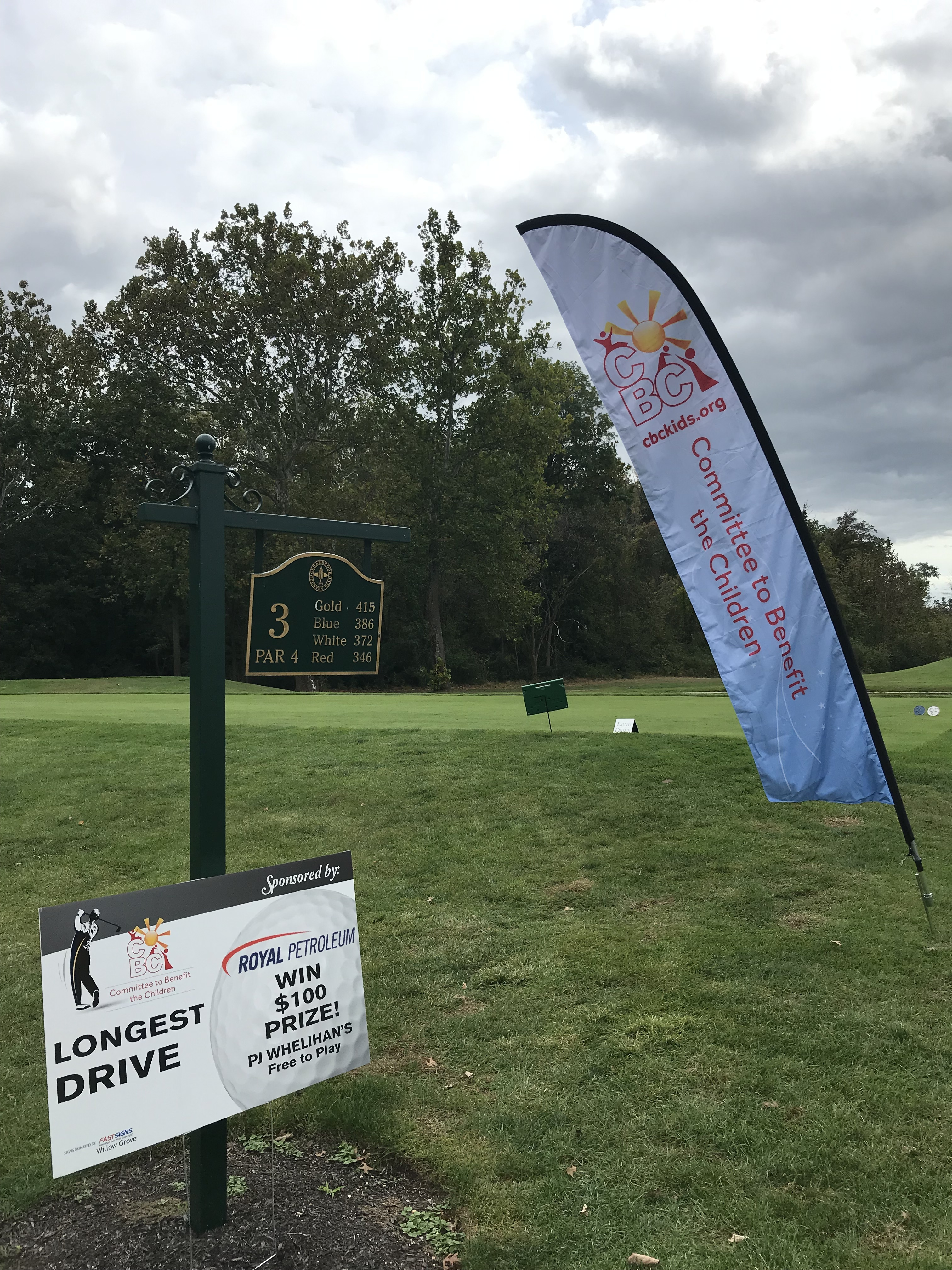 Tee Off Fore the Children: Tournament and Par 3 Shootout gallery image #13