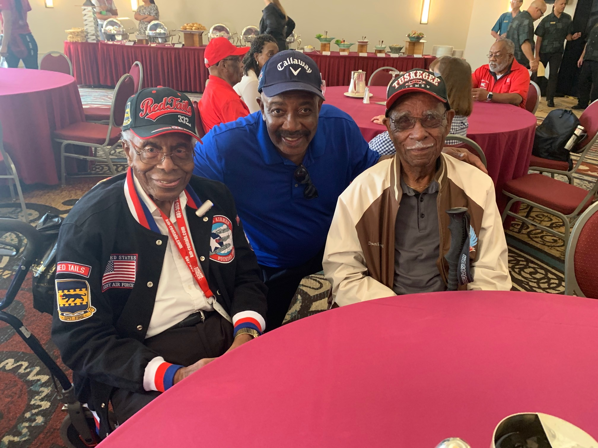 Tuskegee Airmen 2nd Annual Charity Golf Tournament gallery image #2