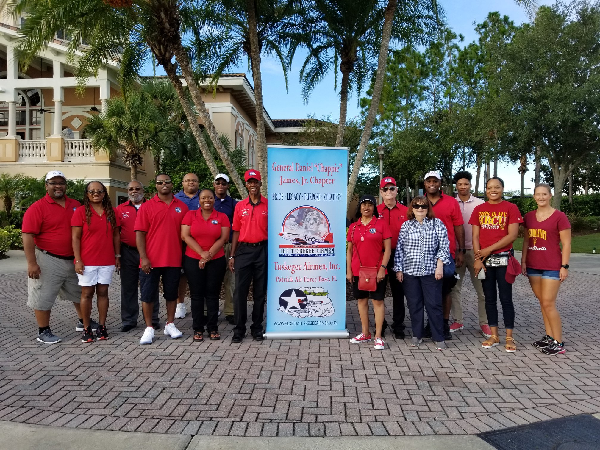 Tuskegee Airmen 2nd Annual Charity Golf Tournament gallery image #6