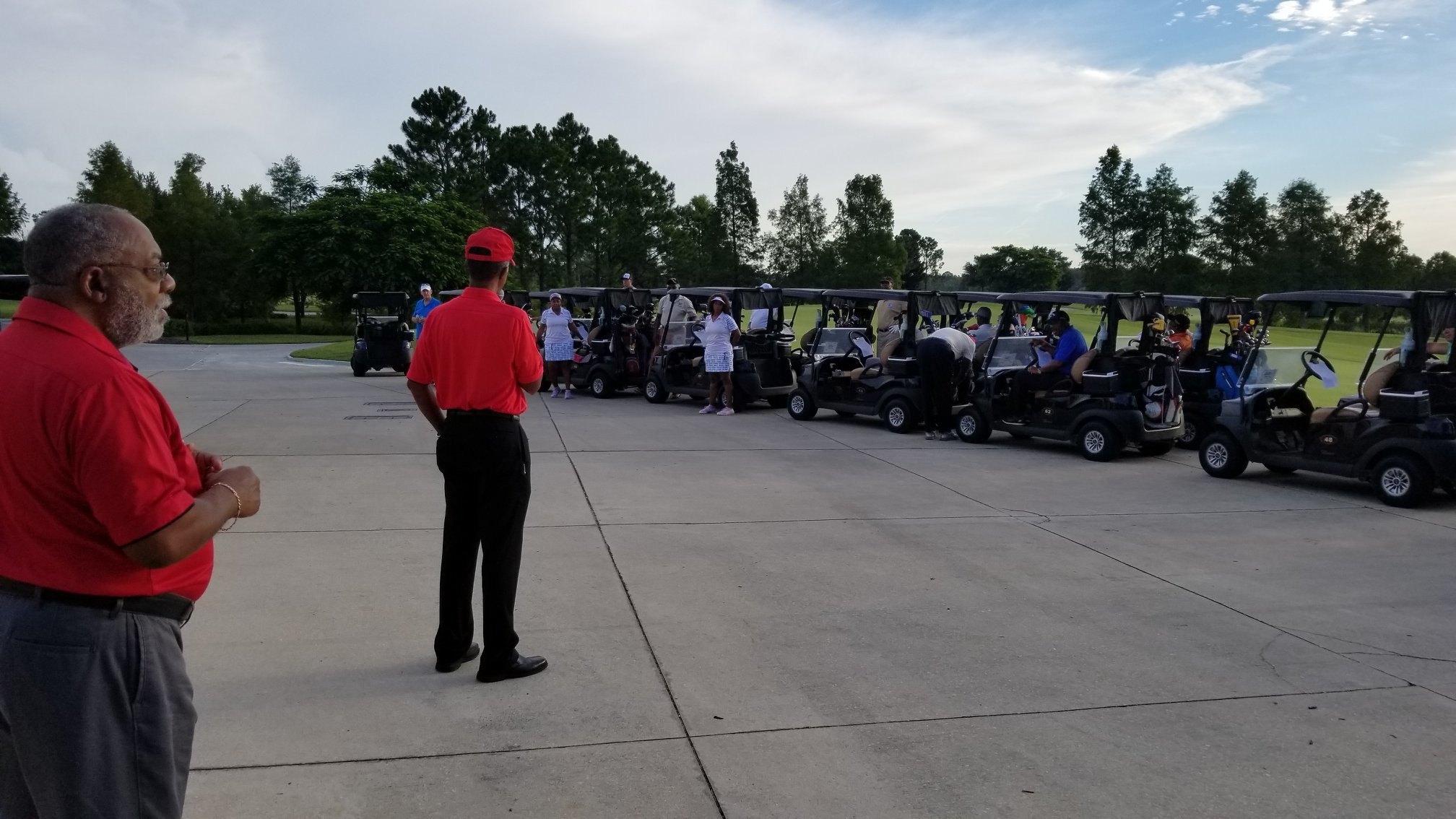 Tuskegee Airmen 2nd Annual Charity Golf Tournament gallery image #7