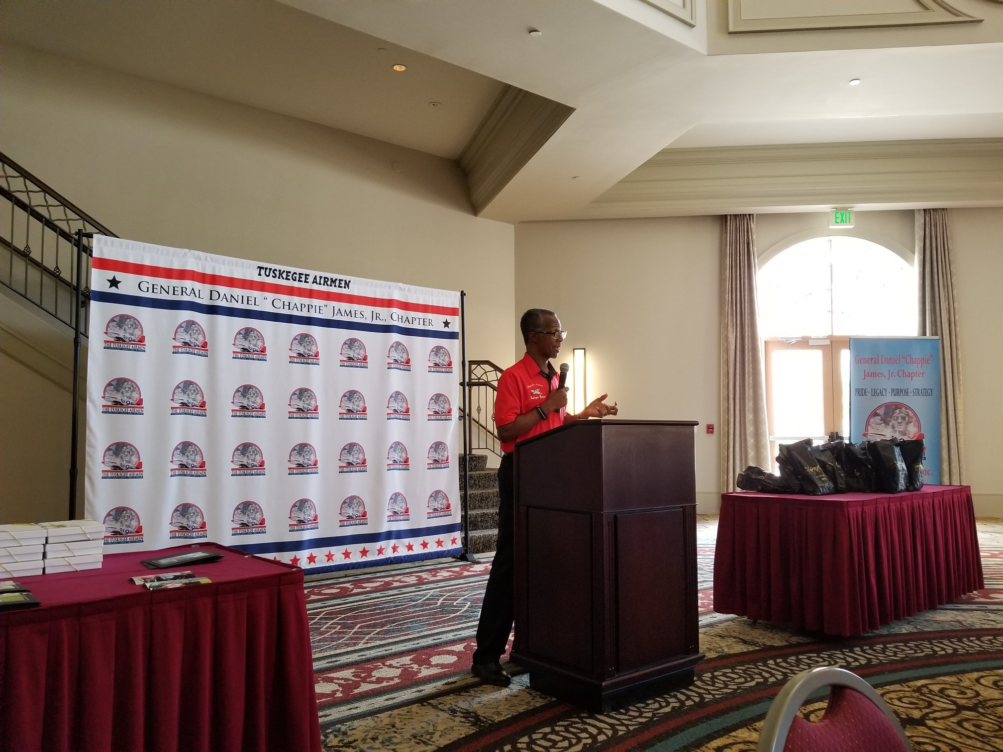 Tuskegee Airmen 2nd Annual Charity Golf Tournament gallery image #9