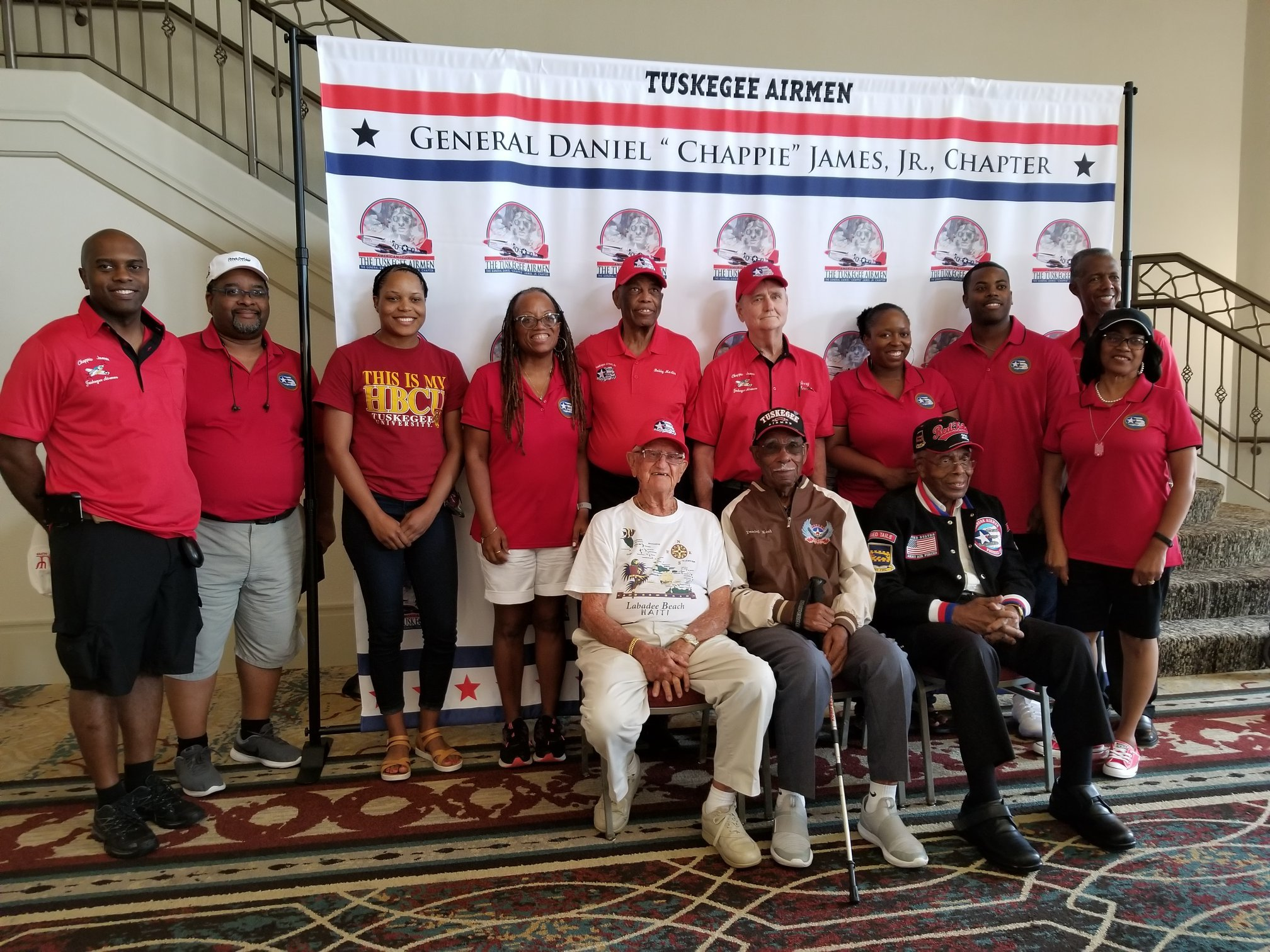 Tuskegee Airmen 2nd Annual Charity Golf Tournament gallery image #12