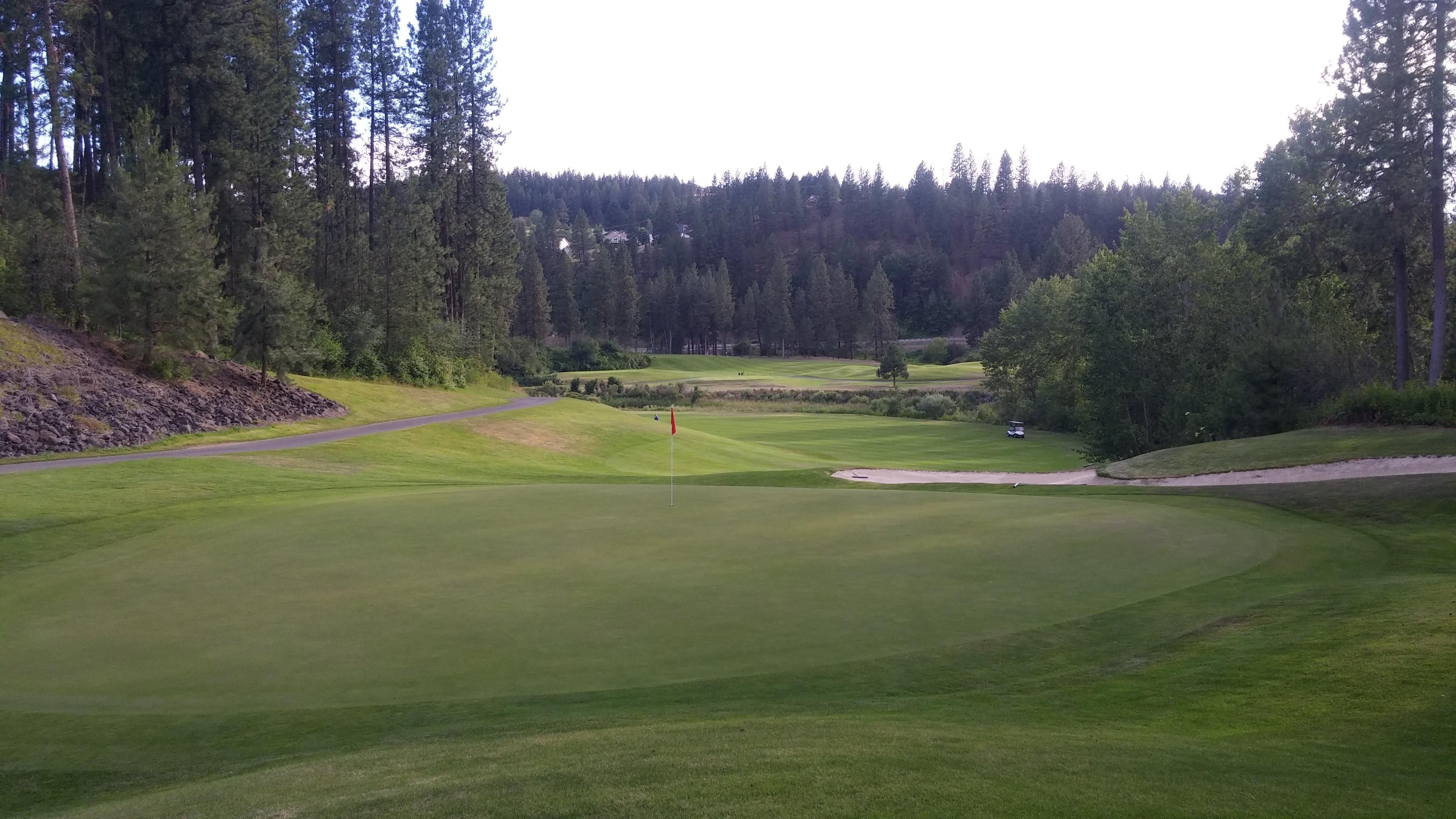 AIA|CSI 2020 Golf Tournament gallery image #7