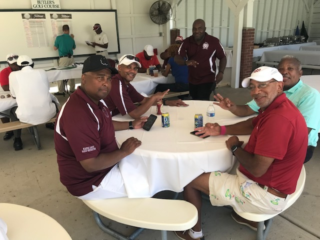 Pittsburgh (PA) Alumni Chapter of Kappa Alpha Psi Fraternity, Inc.  Annual Scholarship Golf Tournament gallery image #8