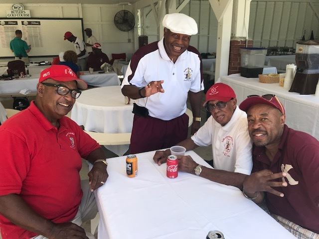 Pittsburgh (PA) Alumni Chapter of Kappa Alpha Psi Fraternity, Inc.  Annual Scholarship Golf Tournament gallery image #6
