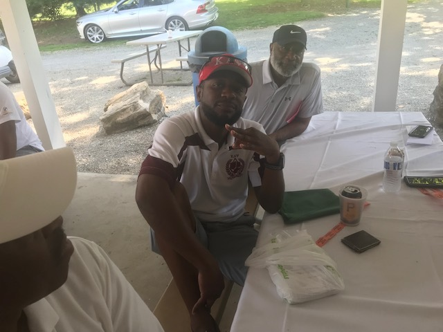Pittsburgh (PA) Alumni Chapter of Kappa Alpha Psi Fraternity, Inc.  Annual Scholarship Golf Tournament gallery image #12