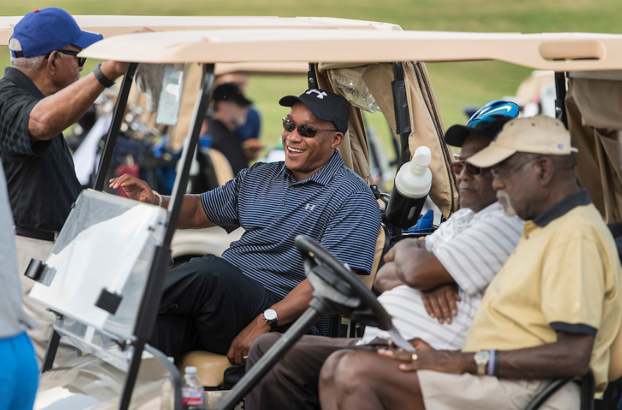 14th Annual HISD Foundation Golf Tournament gallery image #1