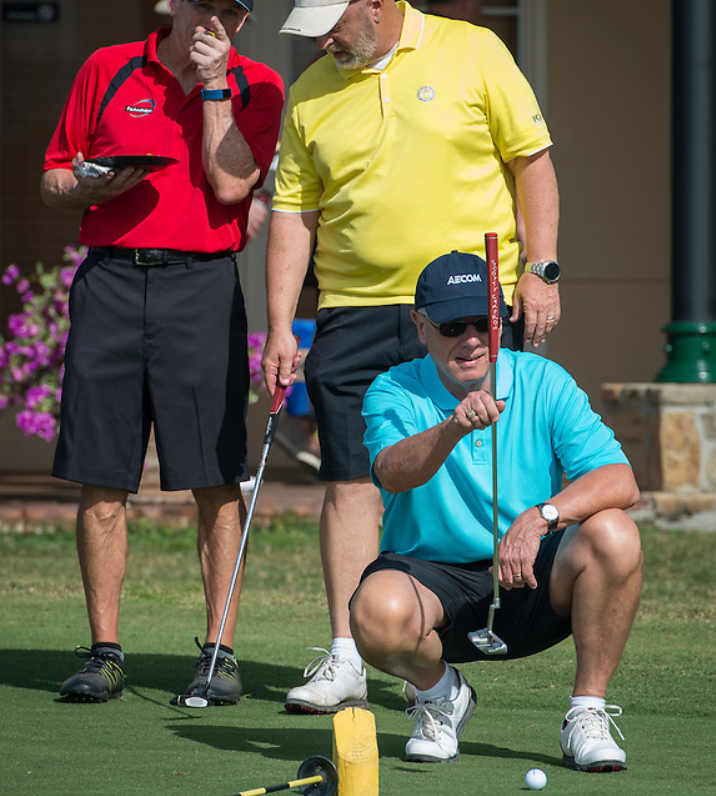 14th Annual HISD Foundation Golf Tournament gallery image #9