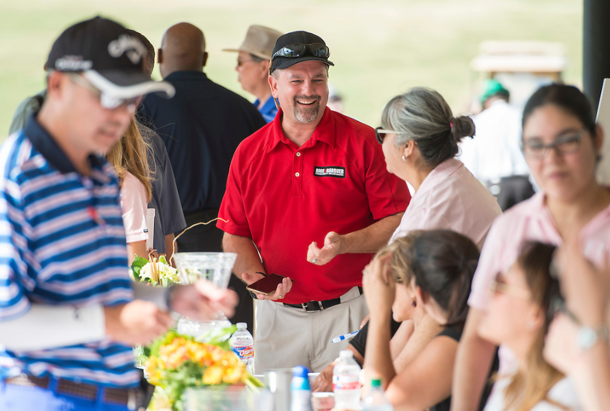 14th Annual HISD Foundation Golf Tournament gallery image #6
