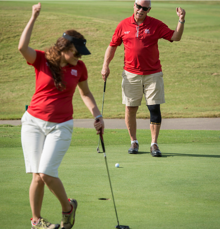 14th Annual HISD Foundation Golf Tournament gallery image #4