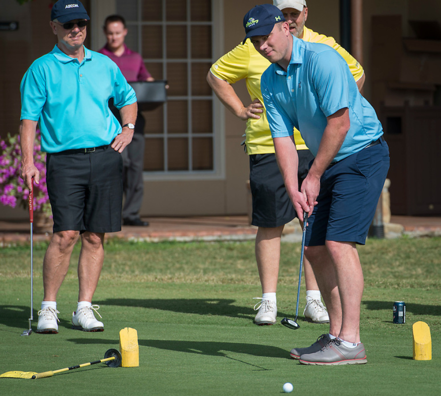 14th Annual HISD Foundation Golf Tournament gallery image #10