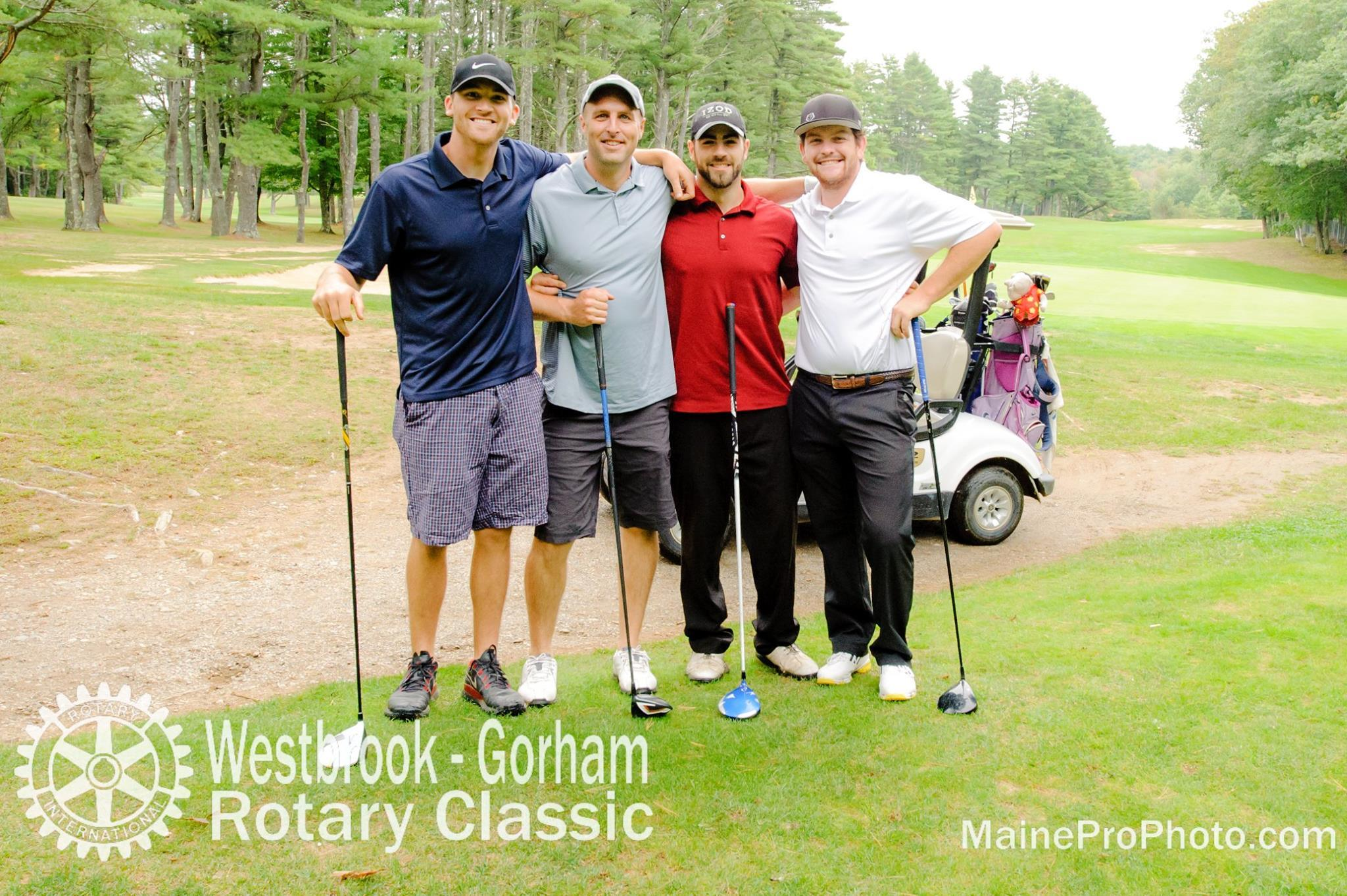 26th Annual Rotary Classic Golf Tournament gallery image #12