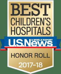 CHLA Best Children's Hospital