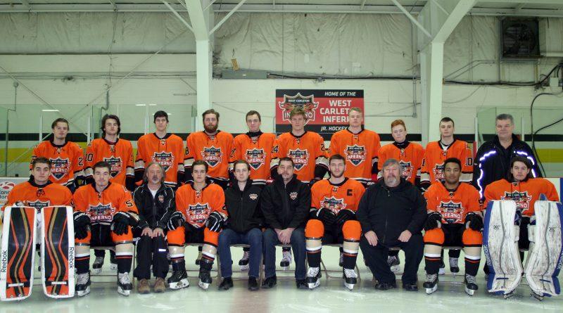2018-19 West Carleton Inferno Jr Hockey Club