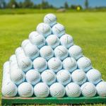 Golf Balls in a Tidy Pyramid