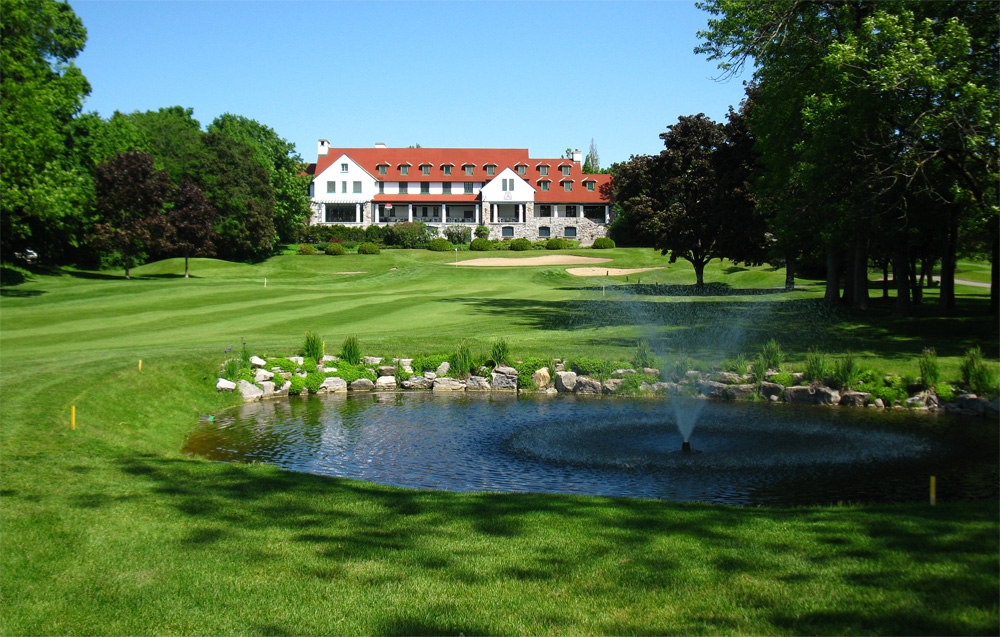 Montreal golf course