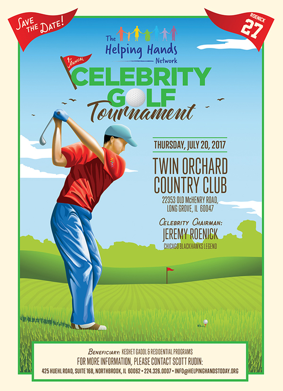 Helping Hands Network Celebrity Golf Outing