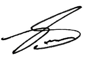 Signed Bram