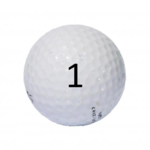 Image of Golf Ball #1