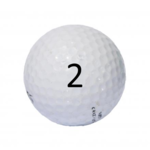 Image of Golf Ball #2