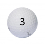 Image of Golf Ball #3