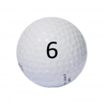 Image of Golf Ball #6