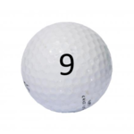 Image of Golf Ball #9