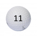 Image of Golf Ball #11