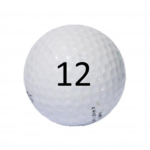 Image of Golf Ball #12