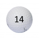 Image of Golf Ball #14