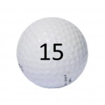 Image of Golf Ball #15