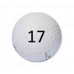 Image of Golf Ball #17
