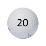Image of Golf Ball #20