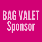 Image of Bag Valet Sponsor (2 available)