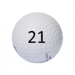 Image of Golf Ball #21