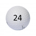 Image of Golf Ball #24