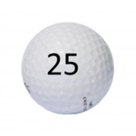 Image of Golf Ball #25