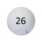 Image of Golf Ball #26