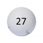Image of Golf Ball #27