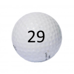 Image of Golf Ball #29