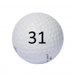 Image of Golf Ball #31