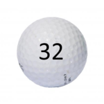 Image of Golf Ball #32