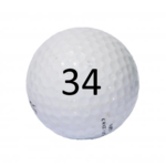 Image of Golf Ball #34
