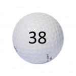 Image of Golf Ball #38