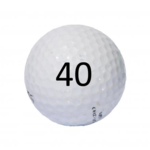 Image of Golf Ball #40