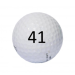 Image of Golf Ball #41