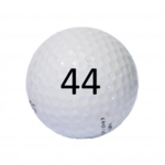 Image of Golf Ball #44