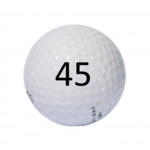 Image of Golf Ball #45
