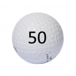 Image of Golf Ball #50