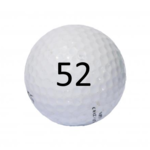 Image of Golf Ball #52